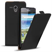 Basic Flip Case für Huawei Ascend G300 Klapptasche Cover Hülle