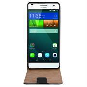 Basic Flip Case für Huawei Ascend G7 Klapptasche Cover Hülle
