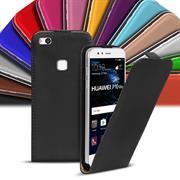 Basic Flip Case für Huawei P10 Lite Klapptasche Cover Hülle