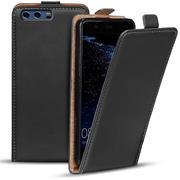 Flipcase für Huawei P10 Plus Hülle Klapphülle Cover klassische Handy Schutzhülle