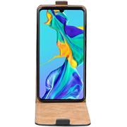 Flipcase für Huawei P30 Lite Hülle Klapphülle Cover klassische Handy Schutzhülle