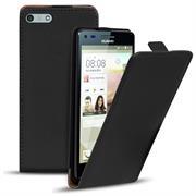 Flip Case Cover für Huawei Ascend P7 Mini Klapptasche Handy Hülle