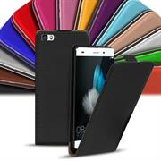 Flip Case Cover für Huawei P8 Lite Klapptasche Handy Schutz Hülle