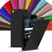 Basic Flip Case für Huawei P8 Klapptasche Cover Hülle