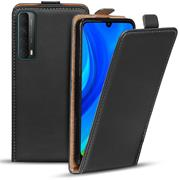 Flipcase für Huawei P Smart 2021 Hülle Klapphülle Cover klassische Handy Schutzhülle