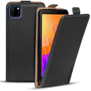 Flipcase für Huawei Y5p Hülle Klapphülle Cover klassische Handy Schutzhülle