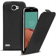 Basic Flip Case für LG Bello 2 Klapptasche Cover Hülle