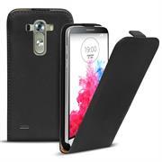 Basic Flip Case für LG G3 S Klapptasche Cover Hülle
