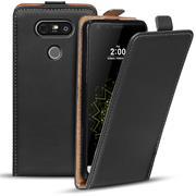 Flip Case Cover für LG G5 Klapptasche Handy Schutz Hülle
