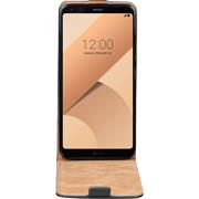 Basic Flip Case für LG G6 Klapptasche Cover Hülle