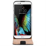 Basic Flip Case für LG K10 Klapptasche Cover Hülle
