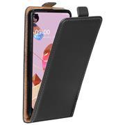 Flipcase für LG K51s Hülle Klapphülle Cover klassische Handy Schutzhülle
