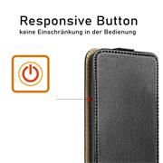 Flipcase für LG K52 Hülle Klapphülle Cover klassische Handy Schutzhülle
