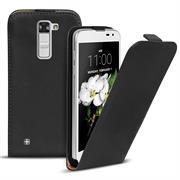 Flip Case Cover für LG K8 Klapptasche Handy Schutz Hülle