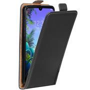 Flipcase für LG Q60 Hülle Klapphülle Cover klassische Handy Schutzhülle