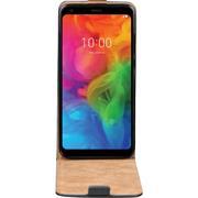 Flipcase für LG Q7+ Hülle Klapphülle Cover klassische Handy Schutzhülle