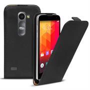 Flip Case Cover für LG Spirit Klapptasche Handy Schutz Hülle
