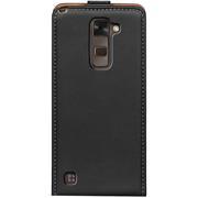 Flipcase für LG Stylus 2 Hülle Klapphülle Cover klassische Handy Schutzhülle