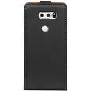 Basic Flip Case für LG V30 Klapphülle Cover Hülle Flipstyle