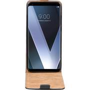Flipcase für LG V30 Hülle Klapphülle Cover klassische Handy Schutzhülle