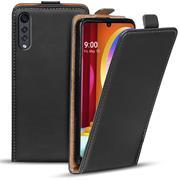 Flipcase für LG Velvet 5G Hülle Klapphülle Cover klassische Handy Schutzhülle