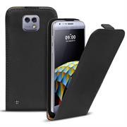 Flip Case Cover für LG X Cam Klapptasche Handy Schutz Hülle