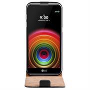 Flip Case Cover für LG X Power Klapptasche Handy Schutz Hülle