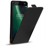 Basic Flip Case für Nokia 1 Klapptasche Cover Flipstyle Hülle