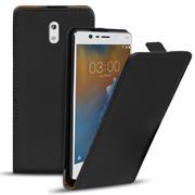 Flip Case Cover für Nokia 3 Klapptasche Handy Schutz Hülle