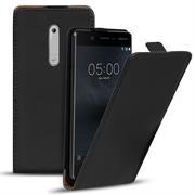 Flip Case Cover für Nokia 5 Klapptasche Handy Schutz Hülle