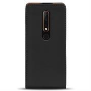 Basic Flip Case für Nokia 6 2018 Klapptasche Cover Flipstyle Hülle