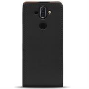 Basic Flip Case für Nokia 8 Sirocco Klapptasche Cover Flipstyle Hülle