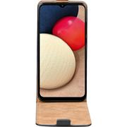 Flipcase für Samsung Galaxy A02s Hülle Klapphülle Cover klassische Handy Schutzhülle