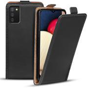 Flipcase für Samsung Galaxy A03s Hülle Klapphülle Cover klassische Handy Schutzhülle