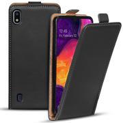 Flipcase für Samsung Galaxy A10 Hülle Klapphülle Cover klassische Handy Schutzhülle