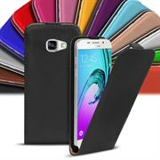 Basic Flip Case für Samsung Galaxy A3 2016 ED. Klapptasche Cover Hülle