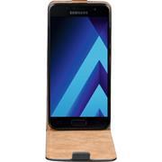 Flip Case Cover für Samsung Galaxy A3 2017 Klapptasche Handy Hülle