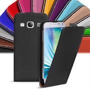 Basic Flip Case für Samsung Galaxy A3 Klapptasche Cover Hülle