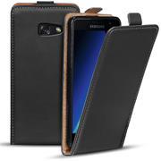 Flipcase für Samsung Galaxy A5 2017 Hülle Klapphülle Cover klassische Handy Schutzhülle