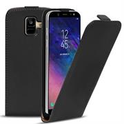 Flip Case Cover für Samsung Galaxy A6 Klapptasche Handy Hülle