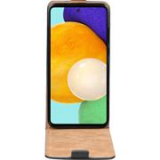 Flipcase für Samsung Galaxy A72 Hülle Klapphülle Cover klassische Handy Schutzhülle