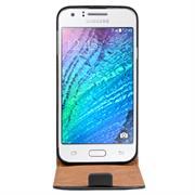 Basic Flip Case für Samsung Galaxy J1 Klapptasche Cover Hülle