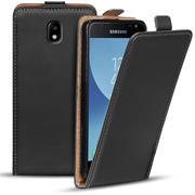 Basic Flip Case für Samsung Galaxy J3 2017 Klapphülle Cover Hülle Flipstyle