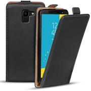 Flip Case Cover für Samsung Galaxy J6 2018 Klapptasche Handy Hülle