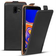 Flip Case Cover für Samsung Galaxy J6 Plus Klapptasche Handy Hülle