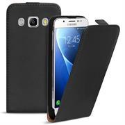 Flip Case Cover für Samsung Galaxy J7 2016 Klapptasche Handy Hülle