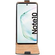 Flip Case Cover für Samsung Galaxy Note 10 Klapptasche Handy Hülle