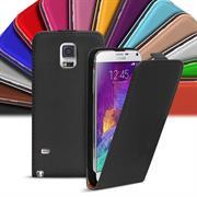 Flip Case Cover für Samsung Galaxy Note 4 Klapptasche Handy Hülle