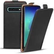 Flip Case Cover für Samsung Galaxy S10 Klapptasche Handy Hülle
