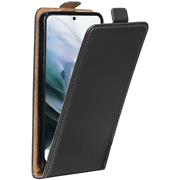 Flipcase für Samsung Galaxy S21 FE Hülle Klapphülle Cover klassische Handy Schutzhülle